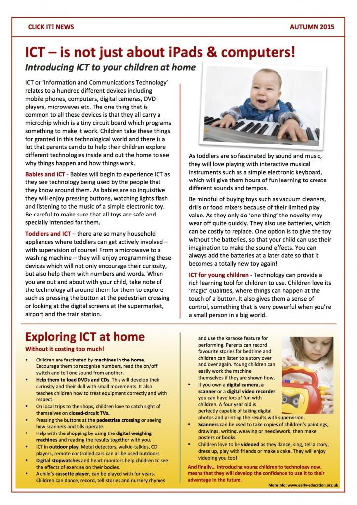 Aut 15 technology for children