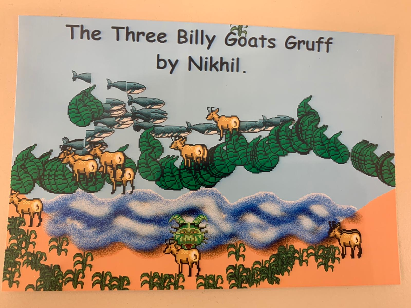 Billy Goats Gruff Bridge